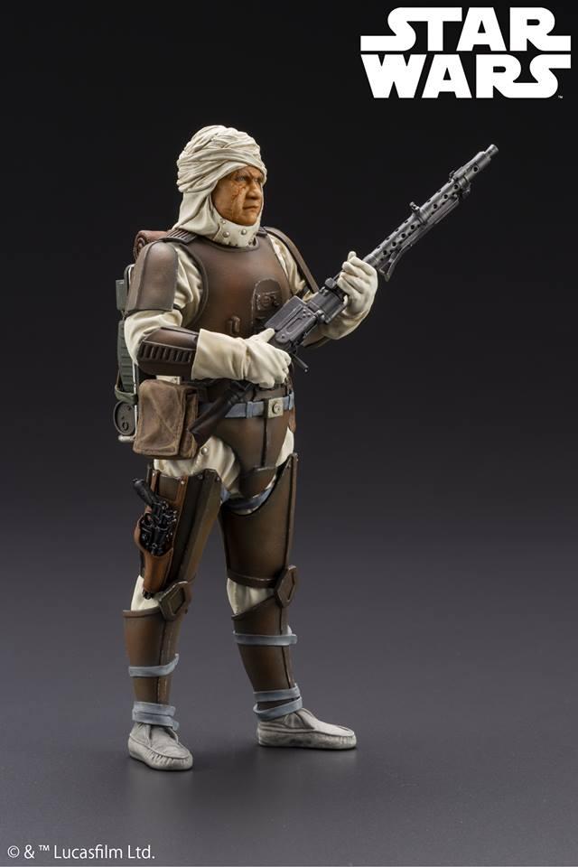 Kotobukiya - Star Wars ESB - Dengar ARTFX+ Statue  Dangar11