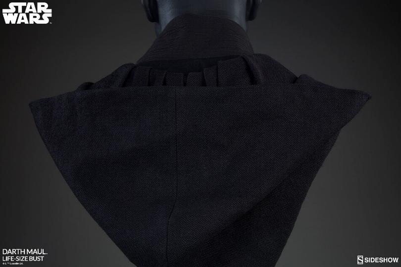 Sideshow Collectibles - Star Wars Darth Maul Life-Size Bust Dark_m26