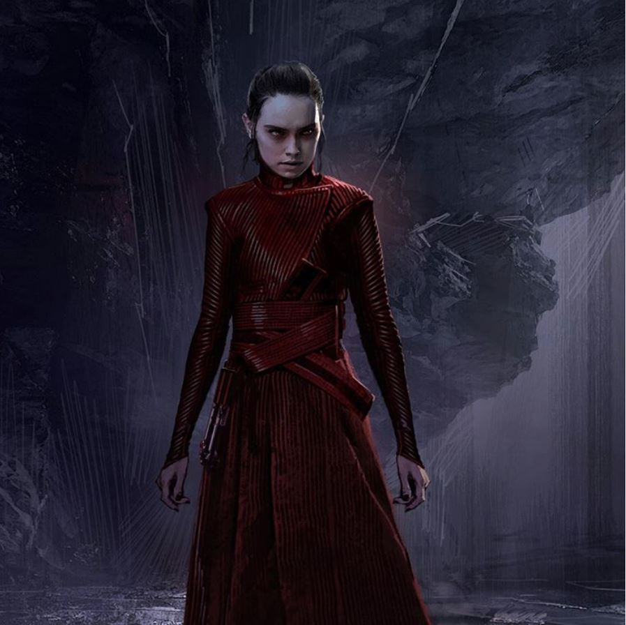 9 - Les posters de Star Wars The Rise Of Skywalker Dark_r13