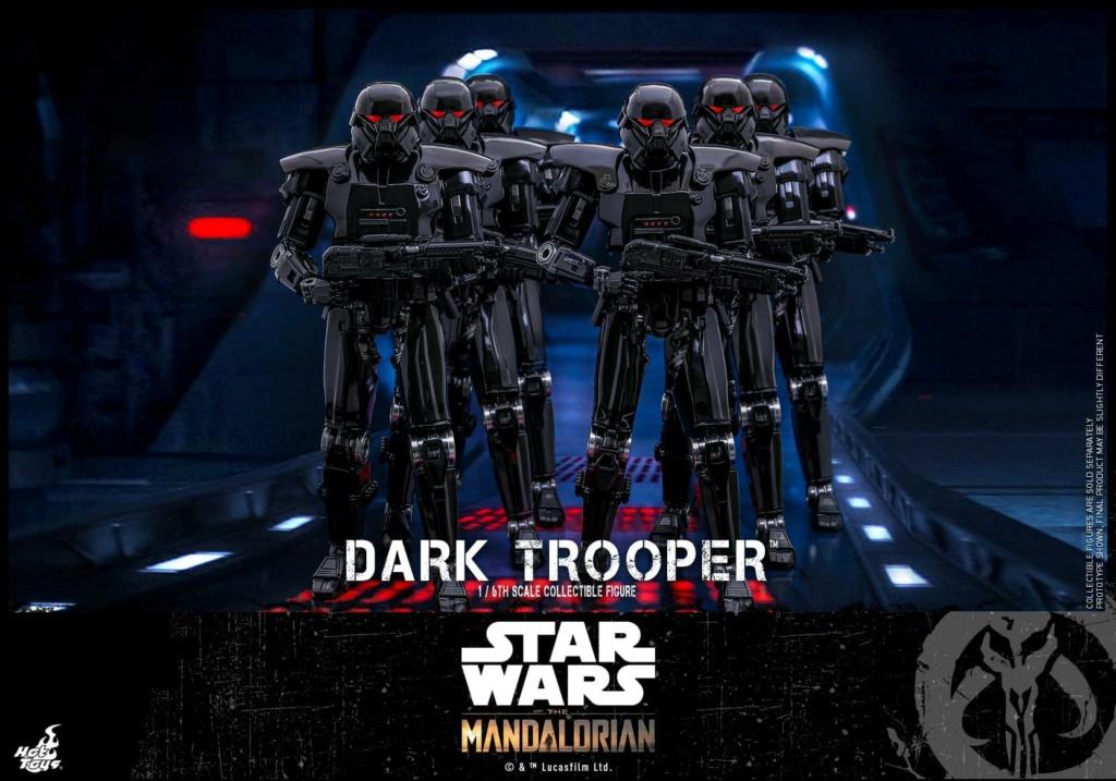 Dark Trooper Collectible Figure - 1/6th scale - Hot Toys Dark_t10