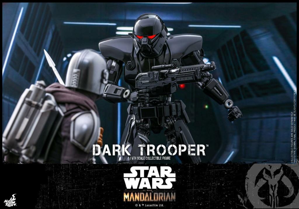 Dark Trooper Collectible Figure - 1/6th scale - Hot Toys Dark_t11