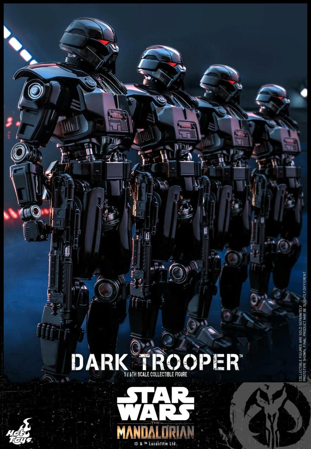 Dark Trooper Collectible Figure - 1/6th scale - Hot Toys Dark_t16