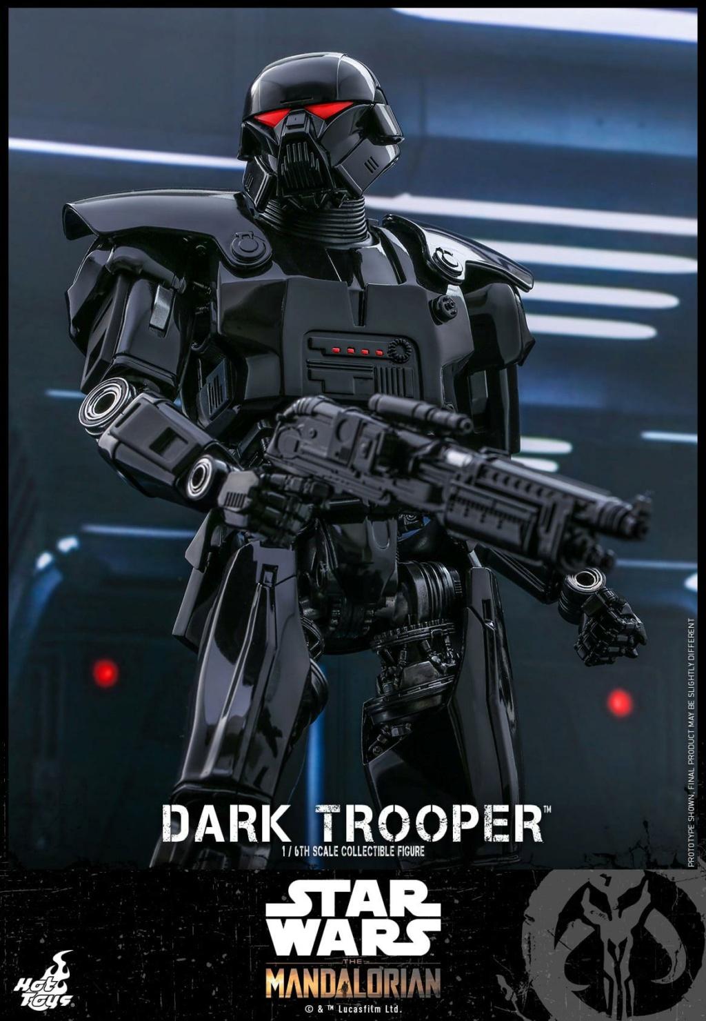 Dark Trooper Collectible Figure - 1/6th scale - Hot Toys Dark_t17
