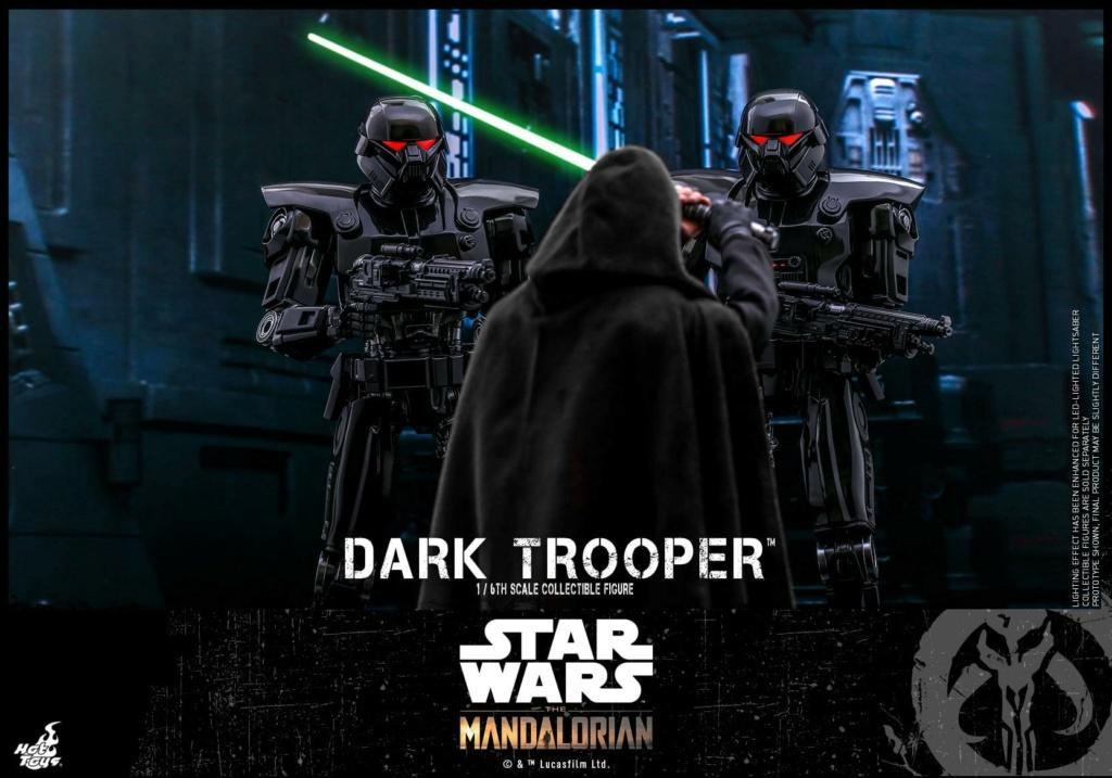 Dark Trooper Collectible Figure - 1/6th scale - Hot Toys Dark_t18