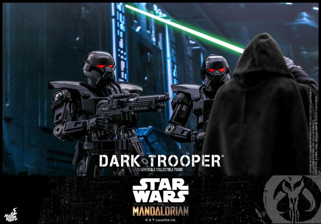 Dark Trooper Collectible Figure - 1/6th scale - Hot Toys Dark_t19