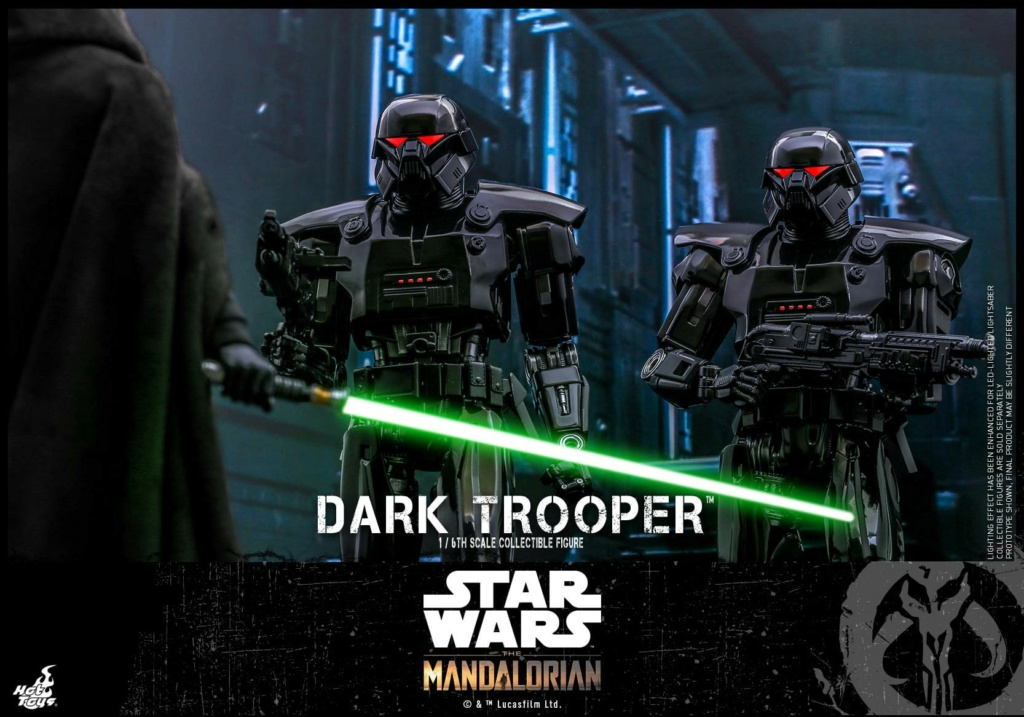 Dark Trooper Collectible Figure - 1/6th scale - Hot Toys Dark_t20
