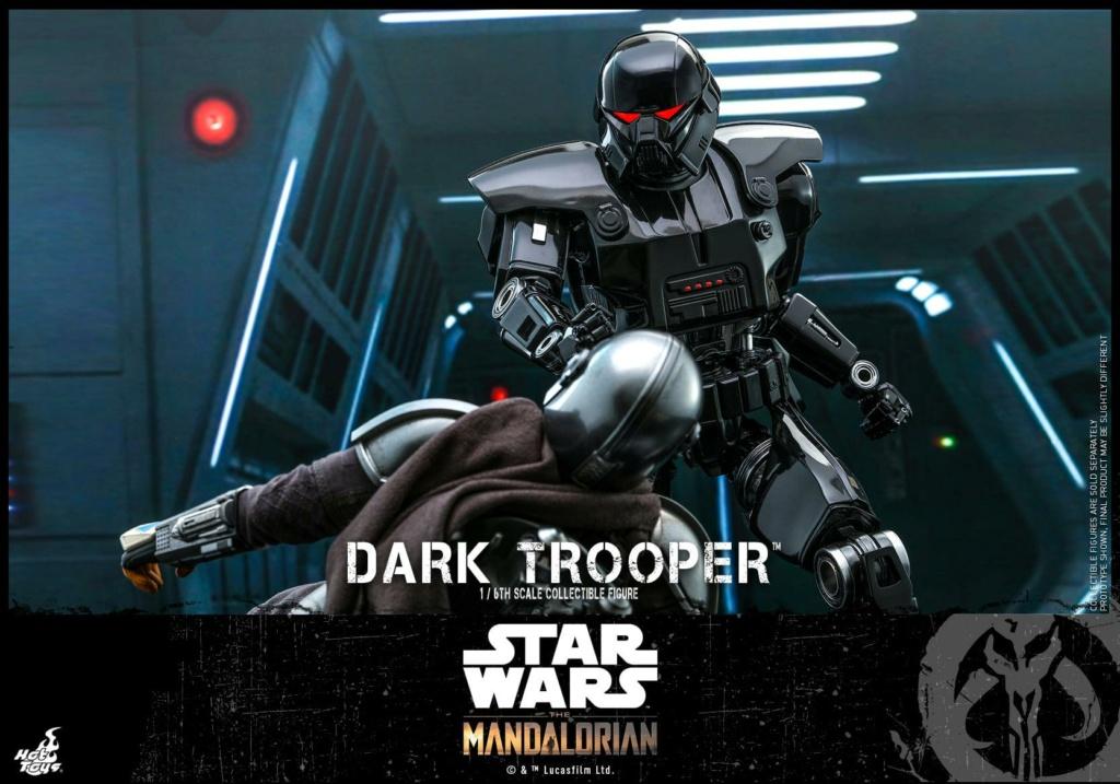 Dark Trooper Collectible Figure - 1/6th scale - Hot Toys Dark_t21