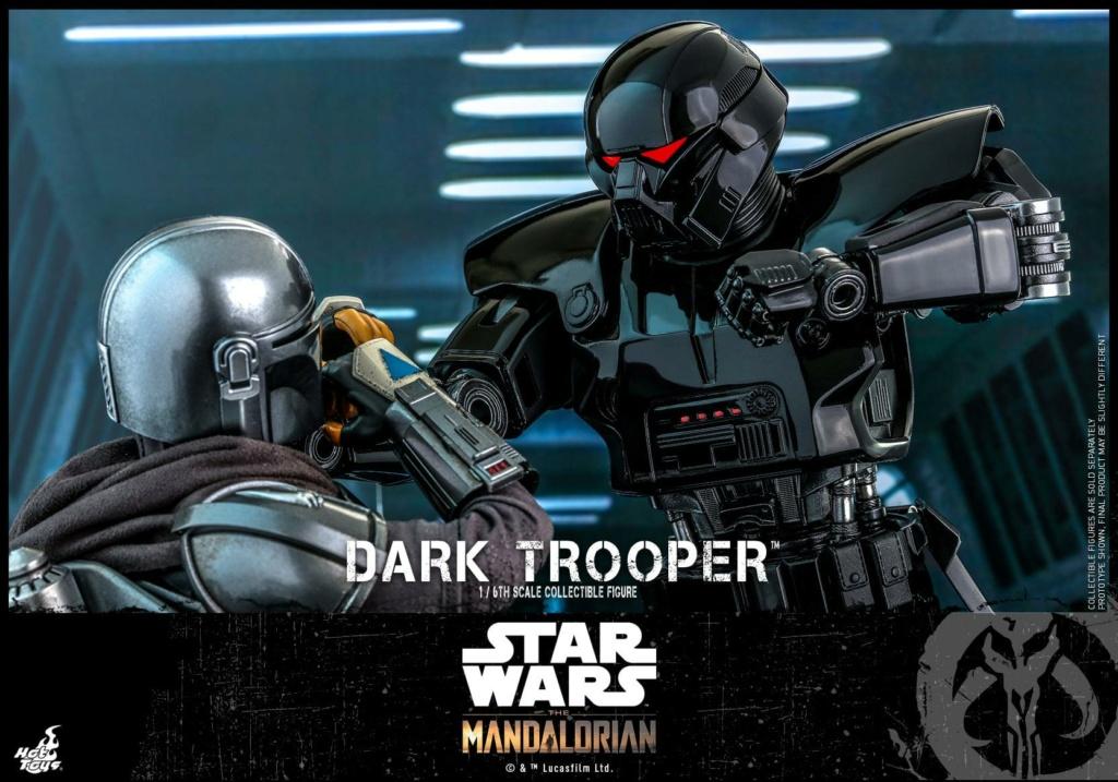 Dark Trooper Collectible Figure - 1/6th scale - Hot Toys Dark_t22