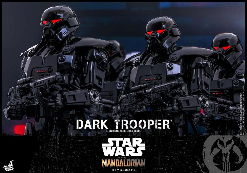 Dark Trooper Collectible Figure - 1/6th scale - Hot Toys Dark_t23