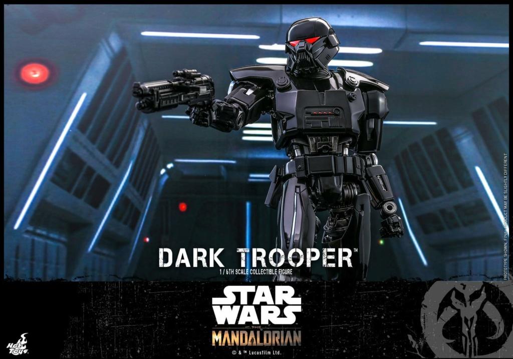 Dark Trooper Collectible Figure - 1/6th scale - Hot Toys Dark_t24