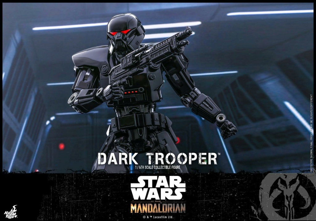 Dark Trooper Collectible Figure - 1/6th scale - Hot Toys Dark_t25