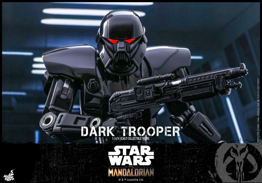 Dark Trooper Collectible Figure - 1/6th scale - Hot Toys Dark_t26