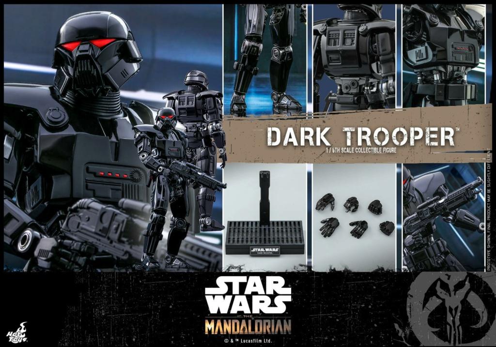 Dark Trooper Collectible Figure - 1/6th scale - Hot Toys Dark_t27