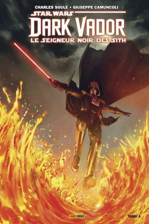 STAR WARS Dark Vador (2017) Le Seigneur noir des Sith Tome 4 Dark_v22