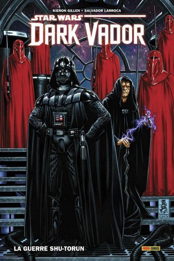 DARK VADOR T02 (Star Wars Deluxe) - PANINI  Dark_v32
