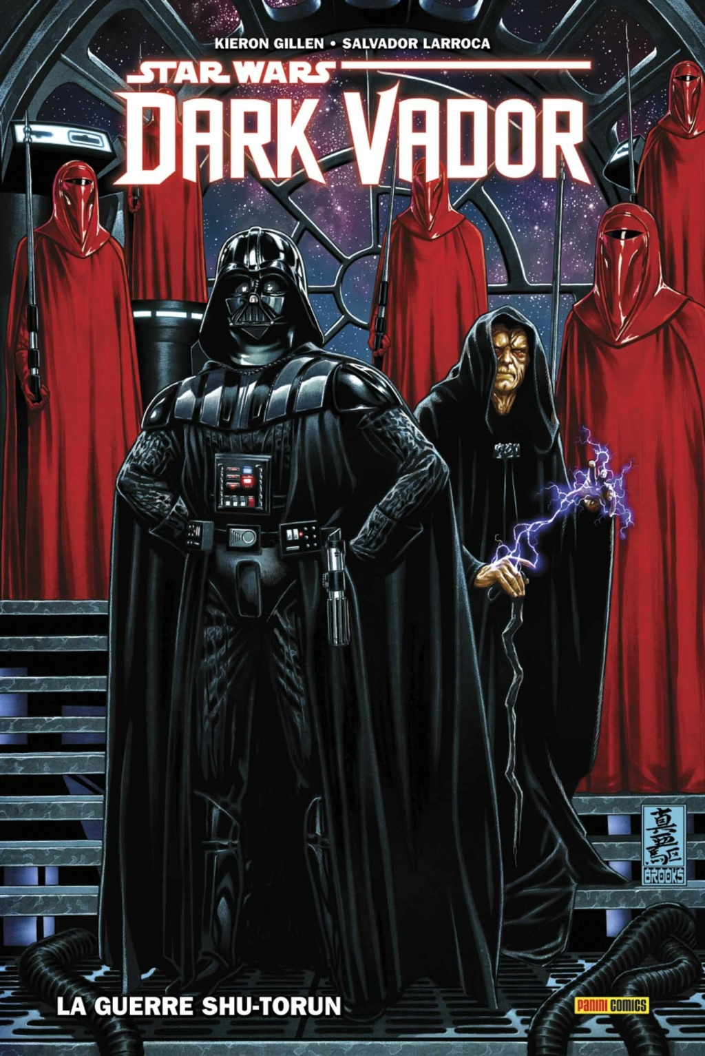 DARK VADOR T02 (Star Wars Deluxe) - PANINI  Dark_v33
