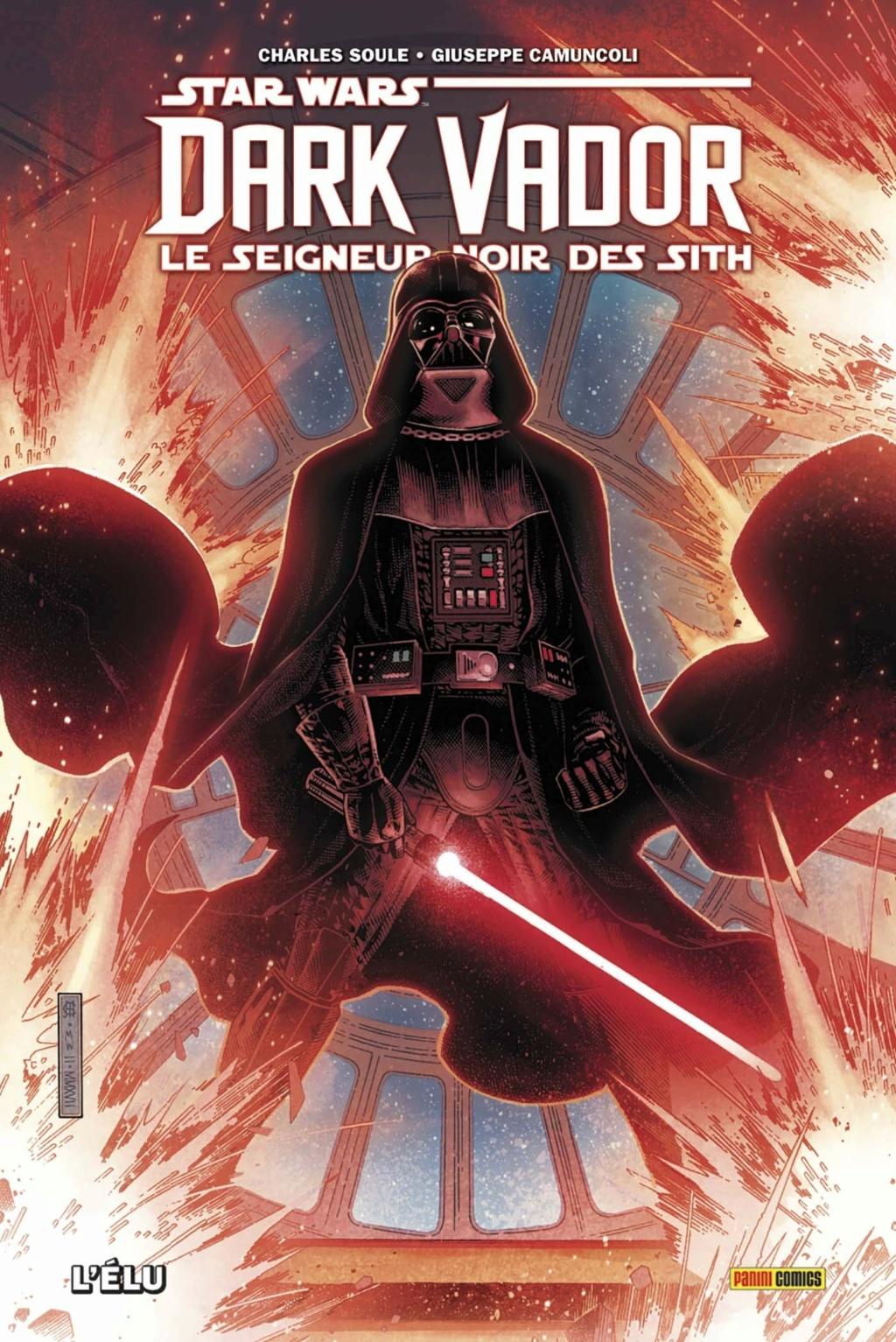 Dark Vador - Tome 1 : Dark Vador : Seigneur noir des Sith Dark_v35