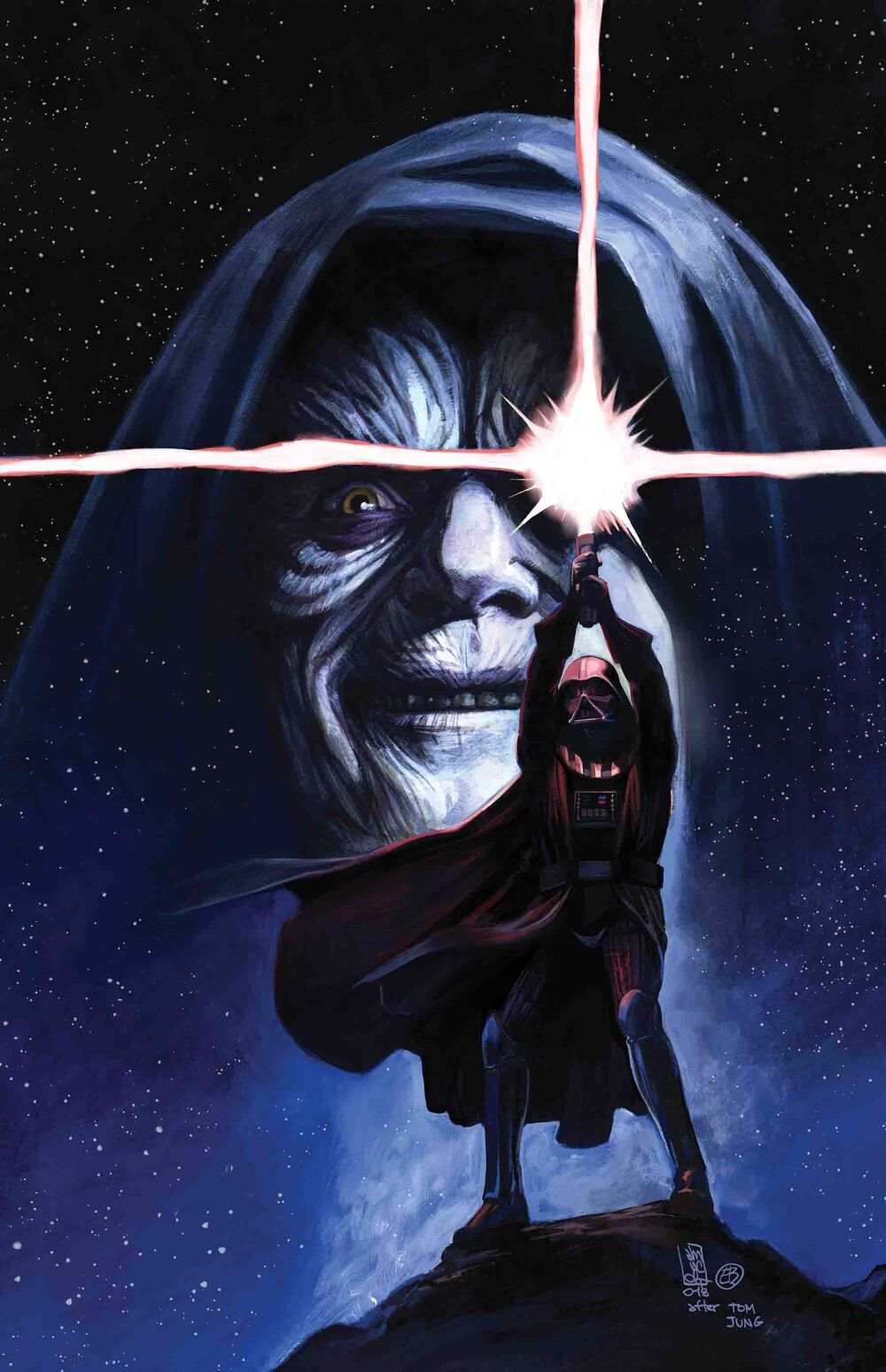 Dark Vador - Tome 2 : Dark Vador : Seigneur noir des Sith Dark_v39