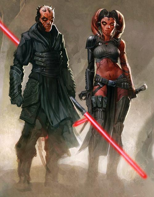 Les plans de George Lucas pour la suite de Star Wars  Darth-15