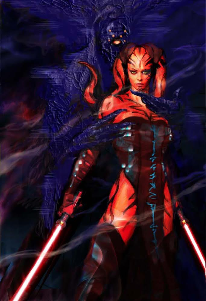 Les plans de George Lucas pour la suite de Star Wars  Darth-17