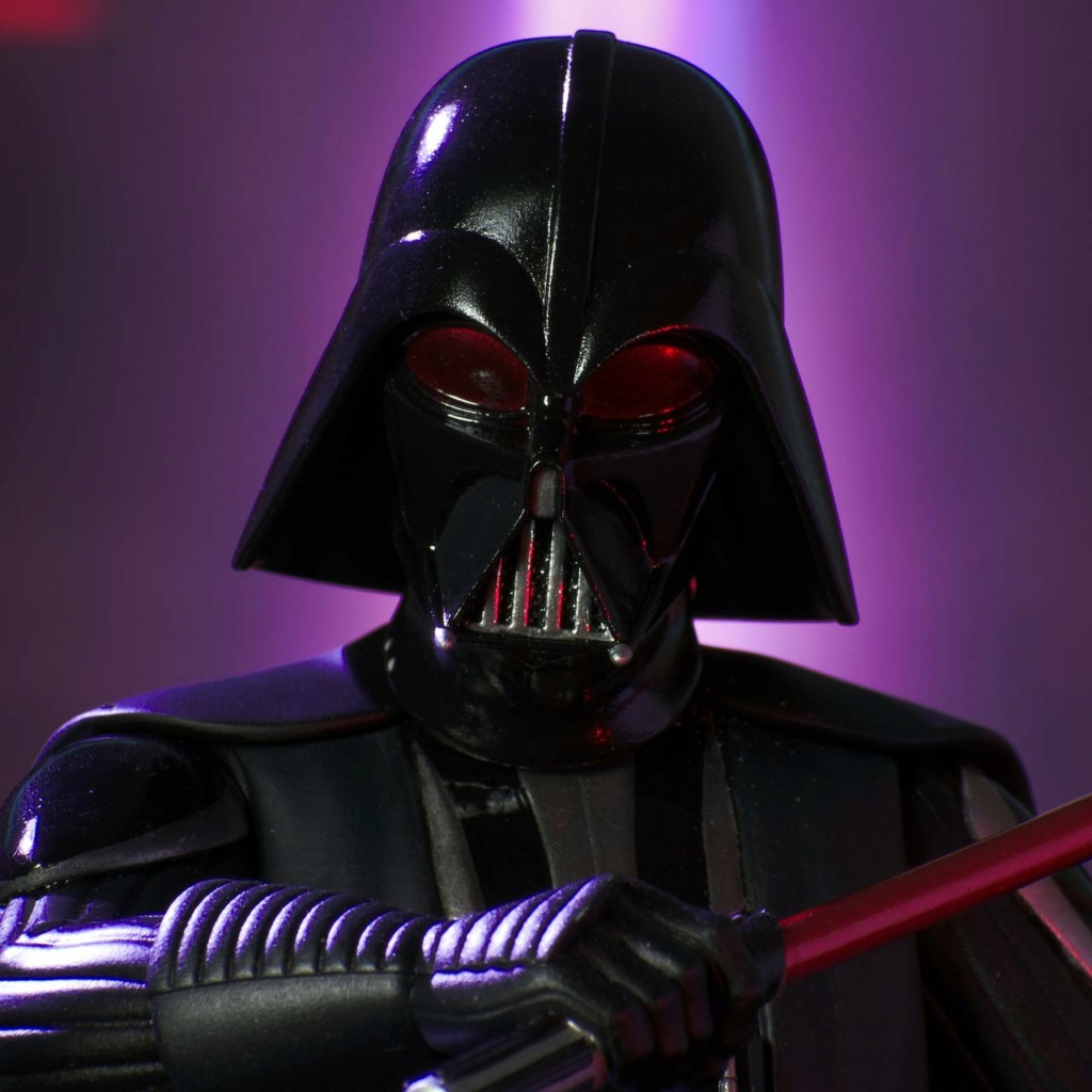 Darth Vader Deluxe Mini Bust - Star Wars Rebels Gentle Giant Darth-32