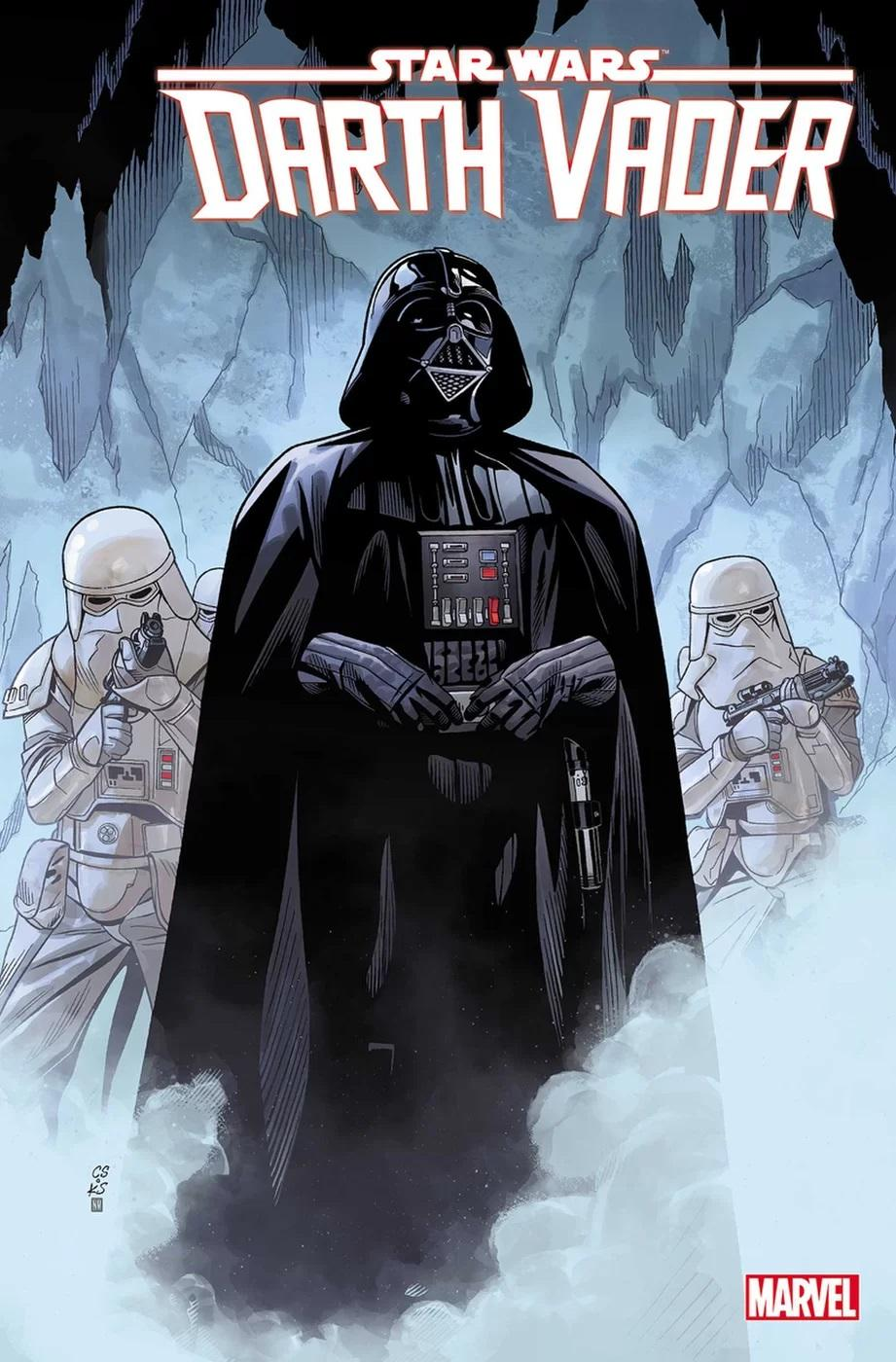 Star Wars Darth Vader 2020 - Marvel Darth140