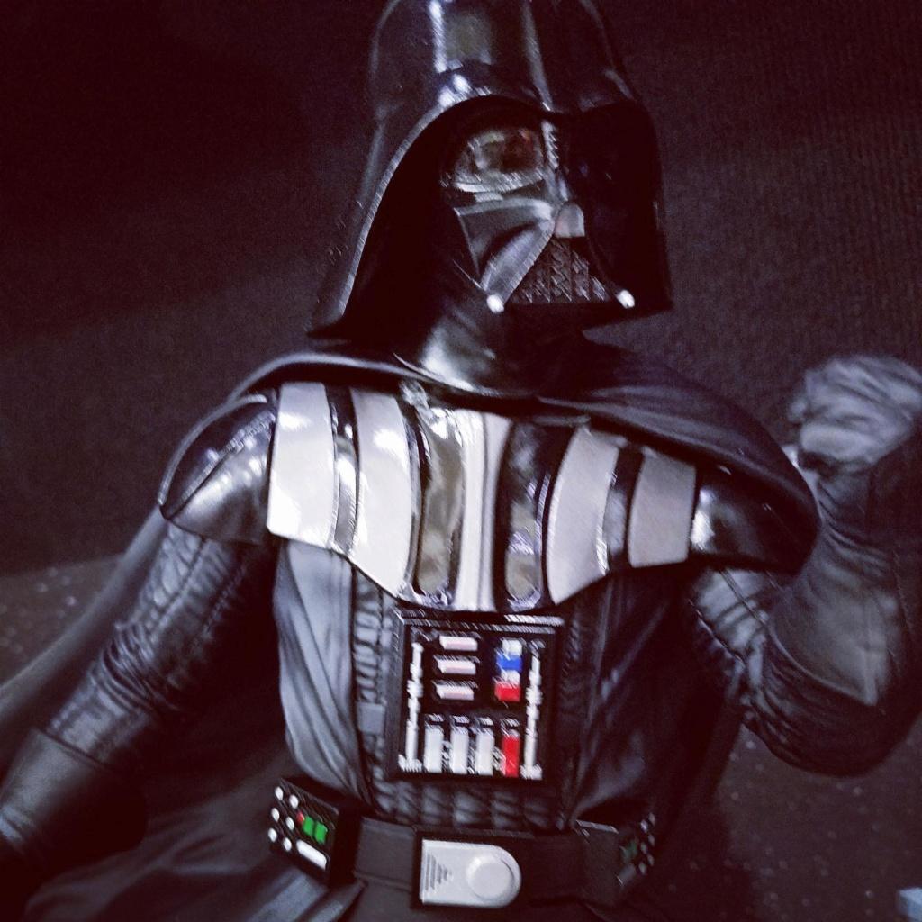 Gentle Giant Darth Vader Star Wars Milestone Statue 1:6  Darth144