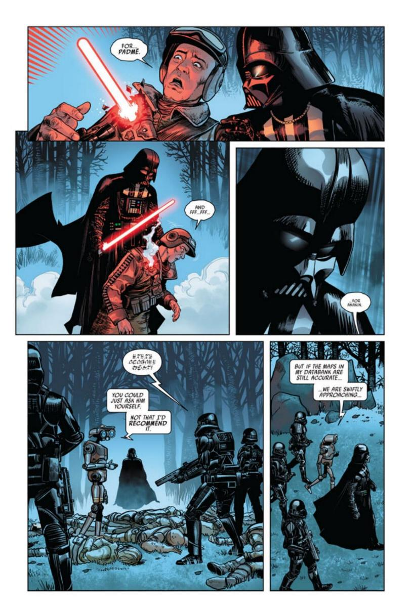 Star Wars Darth Vader 2020 - Marvel Darth152