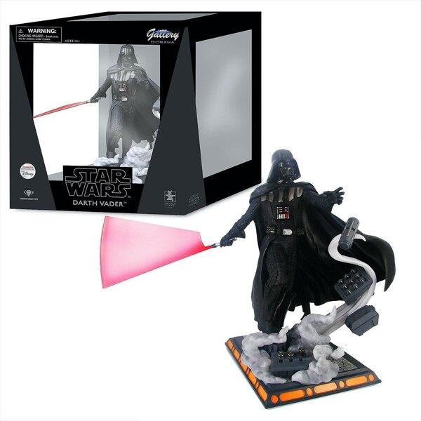 Darth Vader Diamond Select Toys Gallery Diorama Darth162