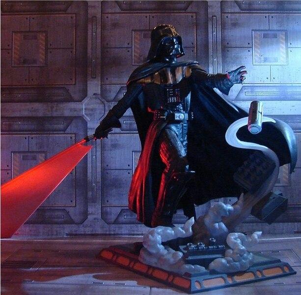 Darth Vader Diamond Select Toys Gallery Diorama Darth163