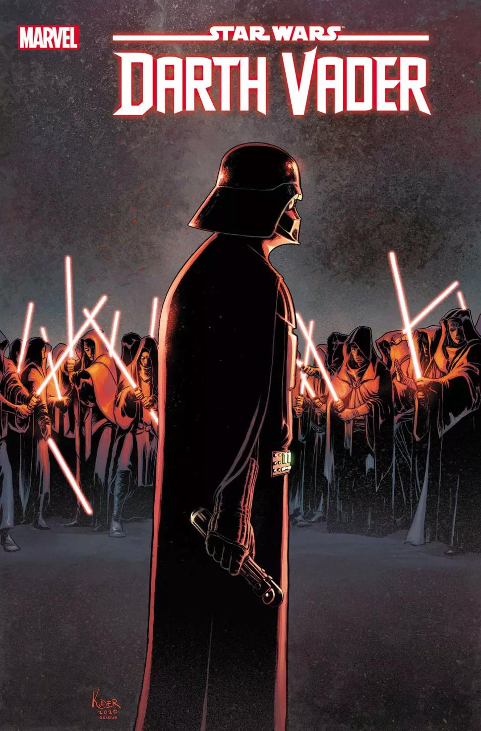 Star Wars Darth Vader 2020 - Marvel Darth172