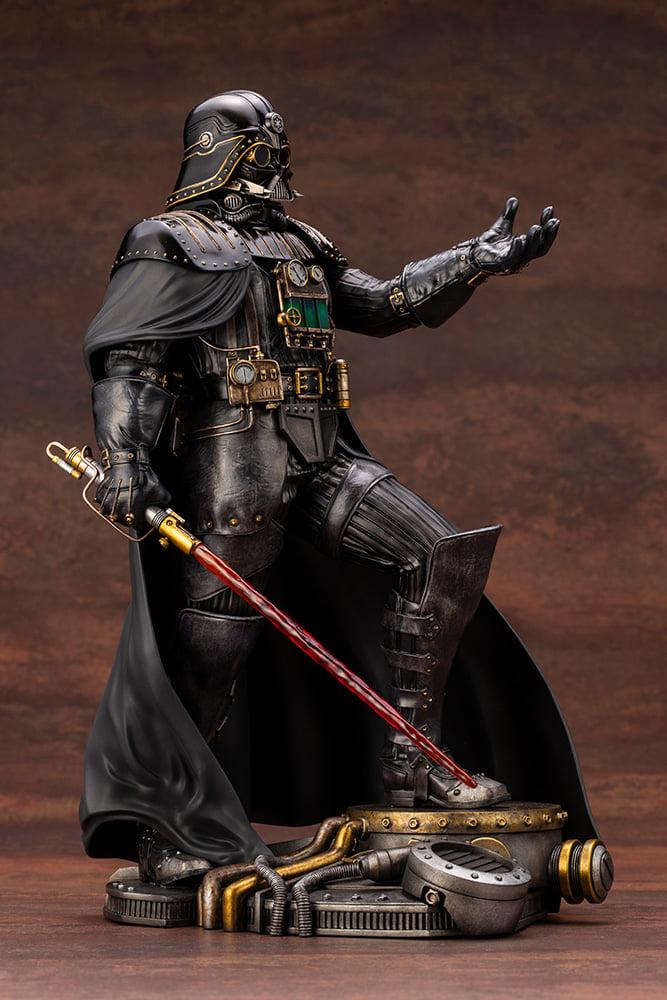 Darth Vader Industrial Empire Star Wars ARTFX Artist Series Darth175