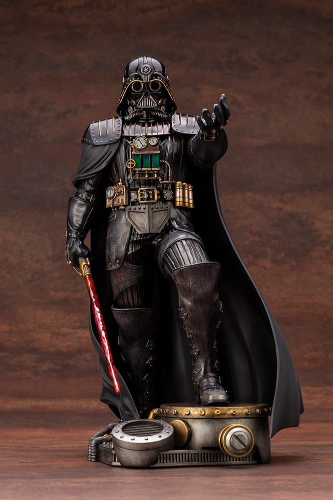 Darth Vader Industrial Empire Star Wars ARTFX Artist Series Darth176