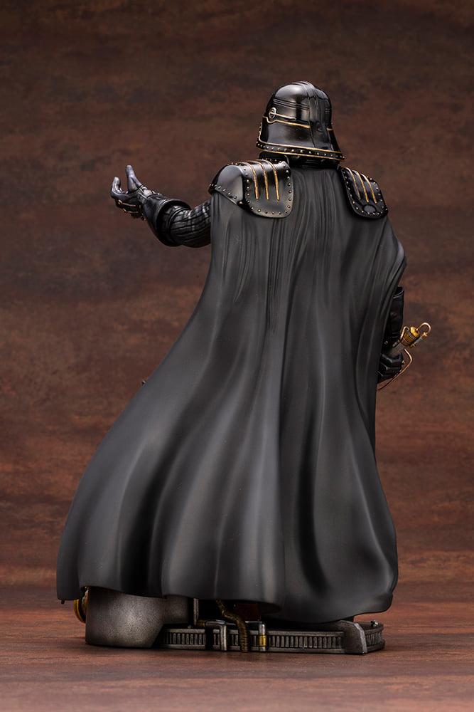 Darth Vader Industrial Empire Star Wars ARTFX Artist Series Darth179
