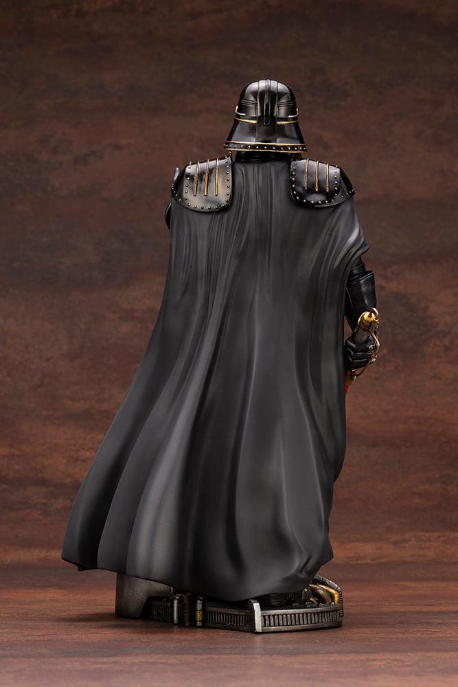Darth Vader Industrial Empire Star Wars ARTFX Artist Series Darth180