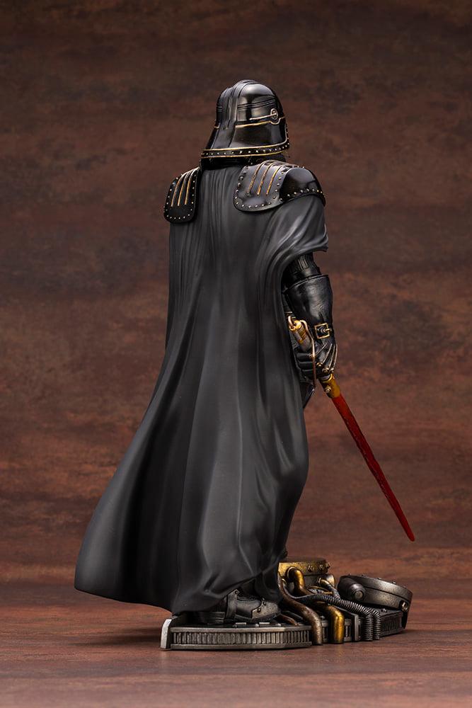 Darth Vader Industrial Empire Star Wars ARTFX Artist Series Darth181
