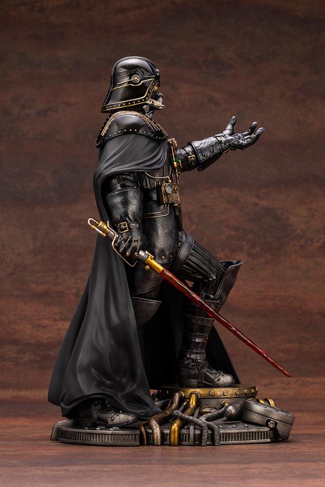Darth Vader Industrial Empire Star Wars ARTFX Artist Series Darth182