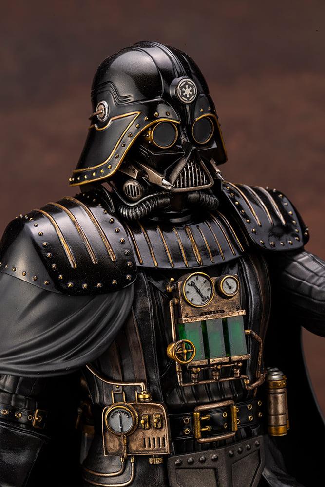 Darth Vader Industrial Empire Star Wars ARTFX Artist Series Darth183
