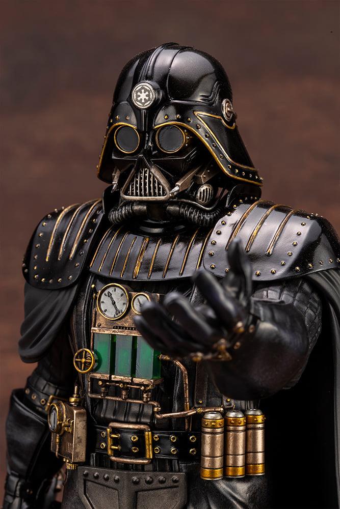 Darth Vader Industrial Empire Star Wars ARTFX Artist Series Darth184