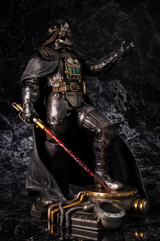 Darth Vader Industrial Empire Star Wars ARTFX Artist Series Darth188