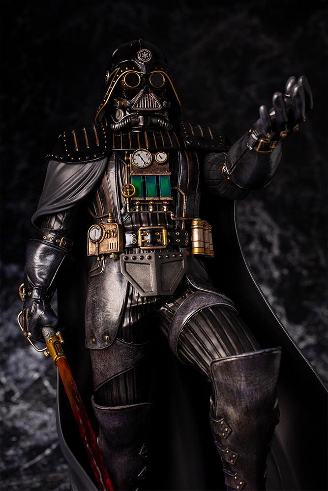 Darth Vader Industrial Empire Star Wars ARTFX Artist Series Darth190