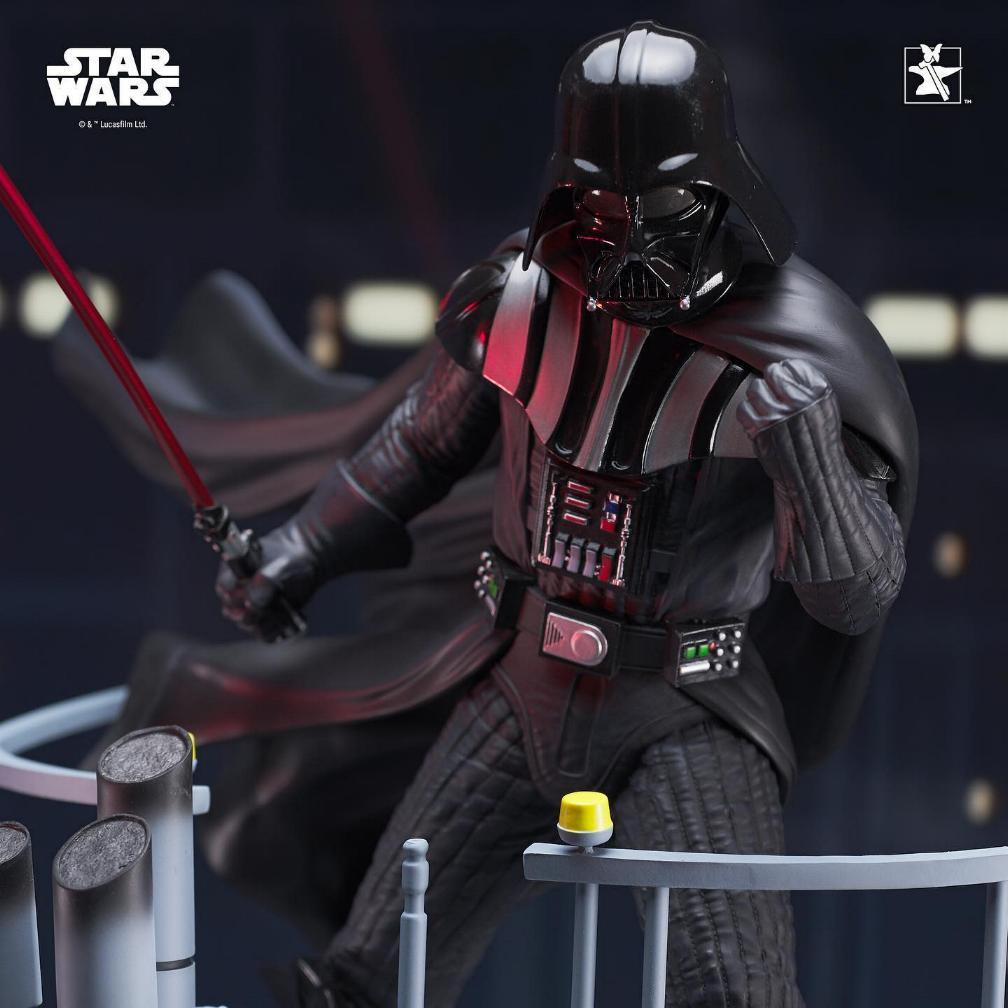 Darth Vader Star Wars Milestone Statue - Gentle Giant   Darth198