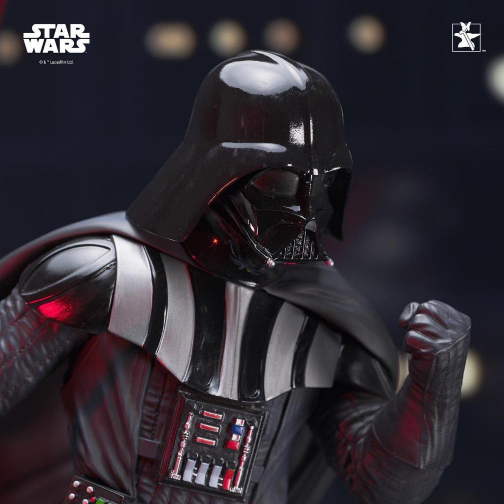 Darth Vader Star Wars Milestone Statue - Gentle Giant   Darth199