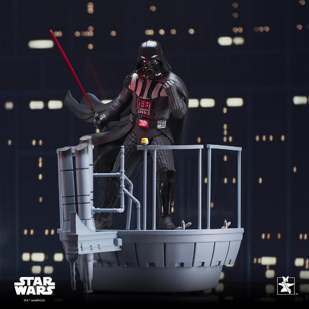 Darth Vader Star Wars Milestone Statue - Gentle Giant   Darth201