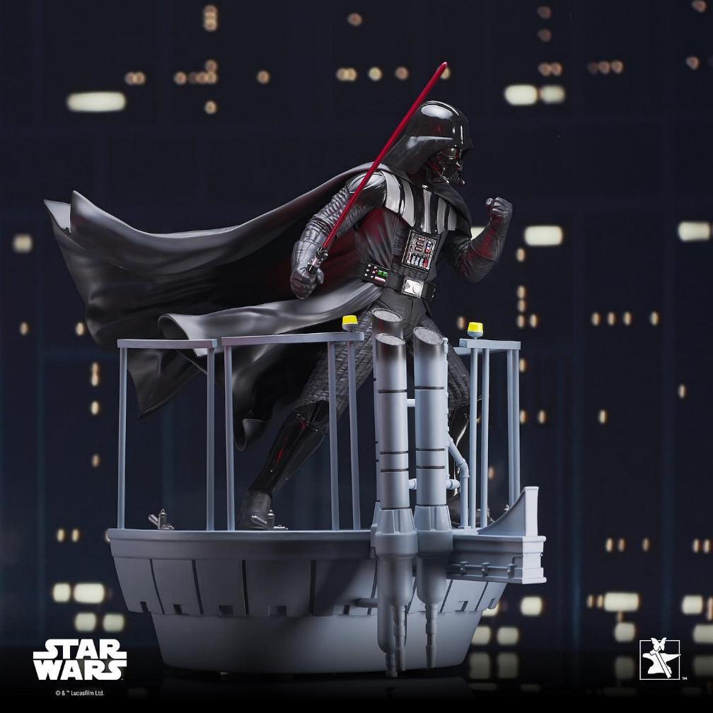 Darth Vader Star Wars Milestone Statue - Gentle Giant   Darth202