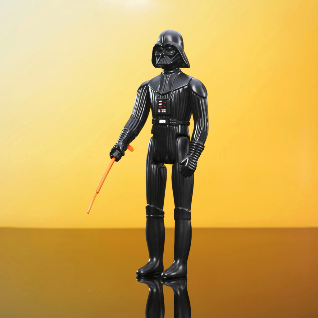 Darth Vader Jumbo Action Figure TESB - Gentle Giant Darth227