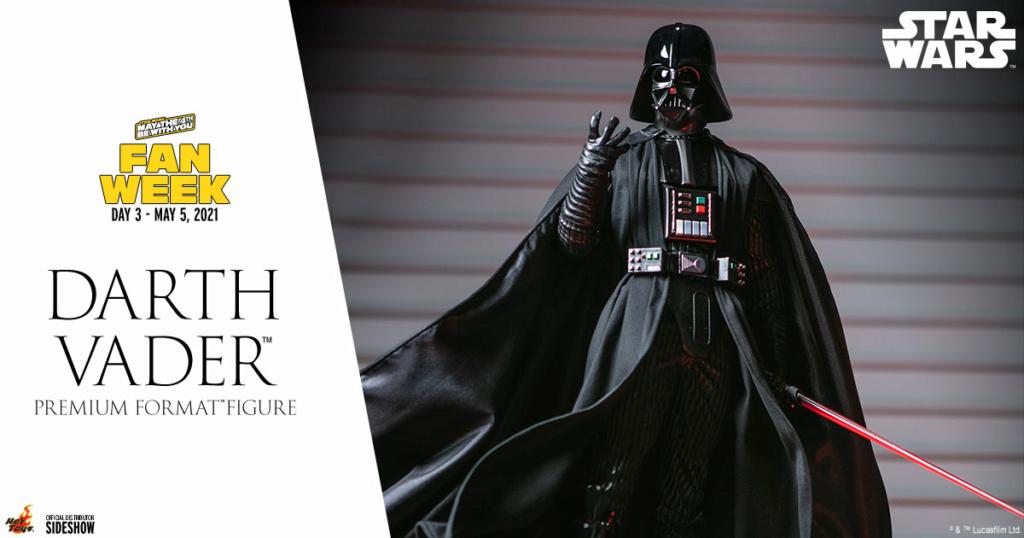 Darth Vader Premium Format Figure (2021) Star Wars  Hot Toys Darth239