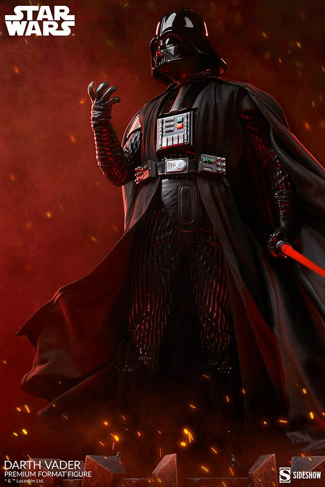 Darth Vader (2021) Premium Format Figure - Sideshow Darth240