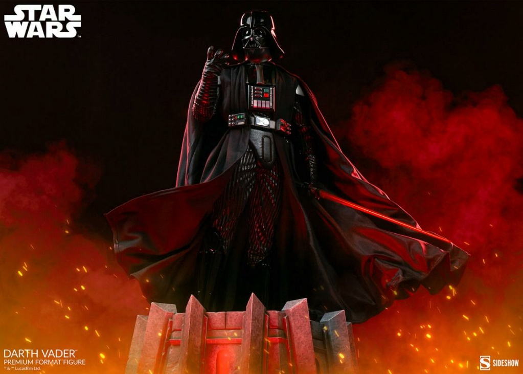 Darth Vader (2021) Premium Format Figure - Sideshow Darth242