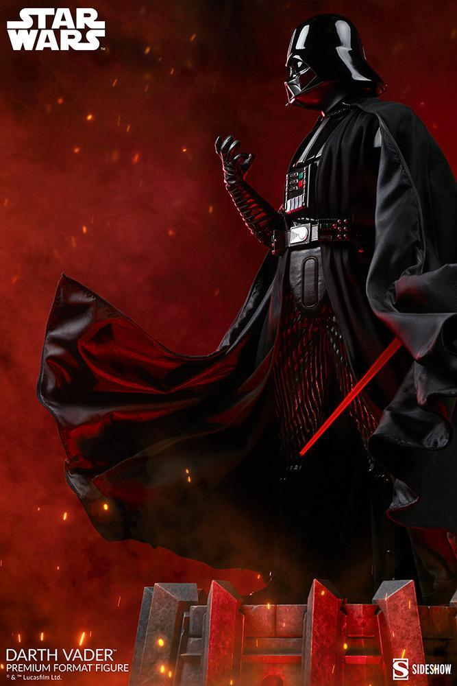 Darth Vader (2021) Premium Format Figure - Sideshow Darth243